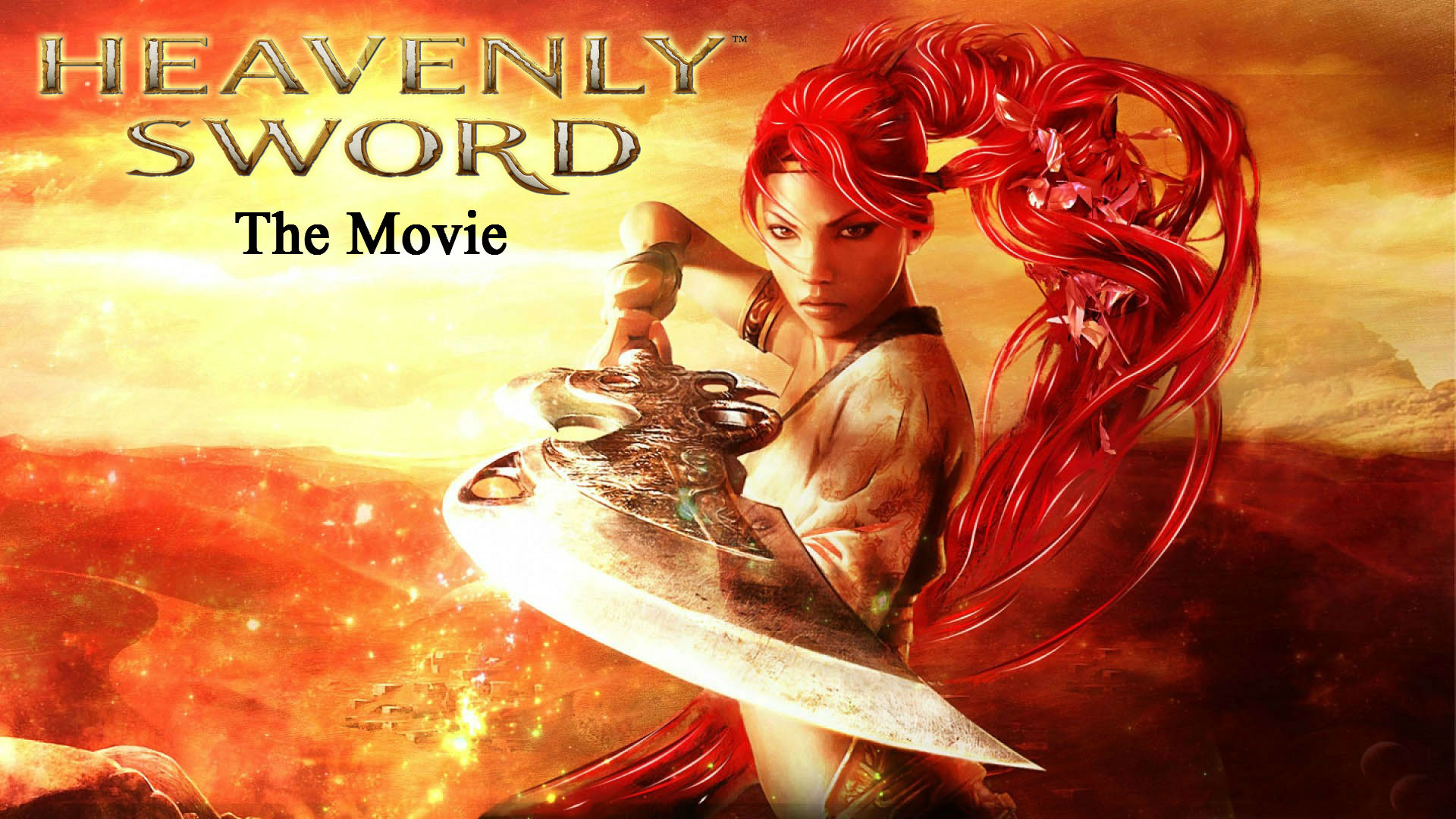 Heavenly Sword Movie Review Gamereviewsau