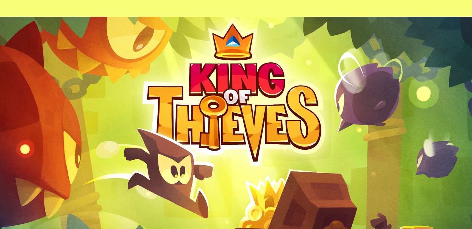 King of Thieves iOS Review