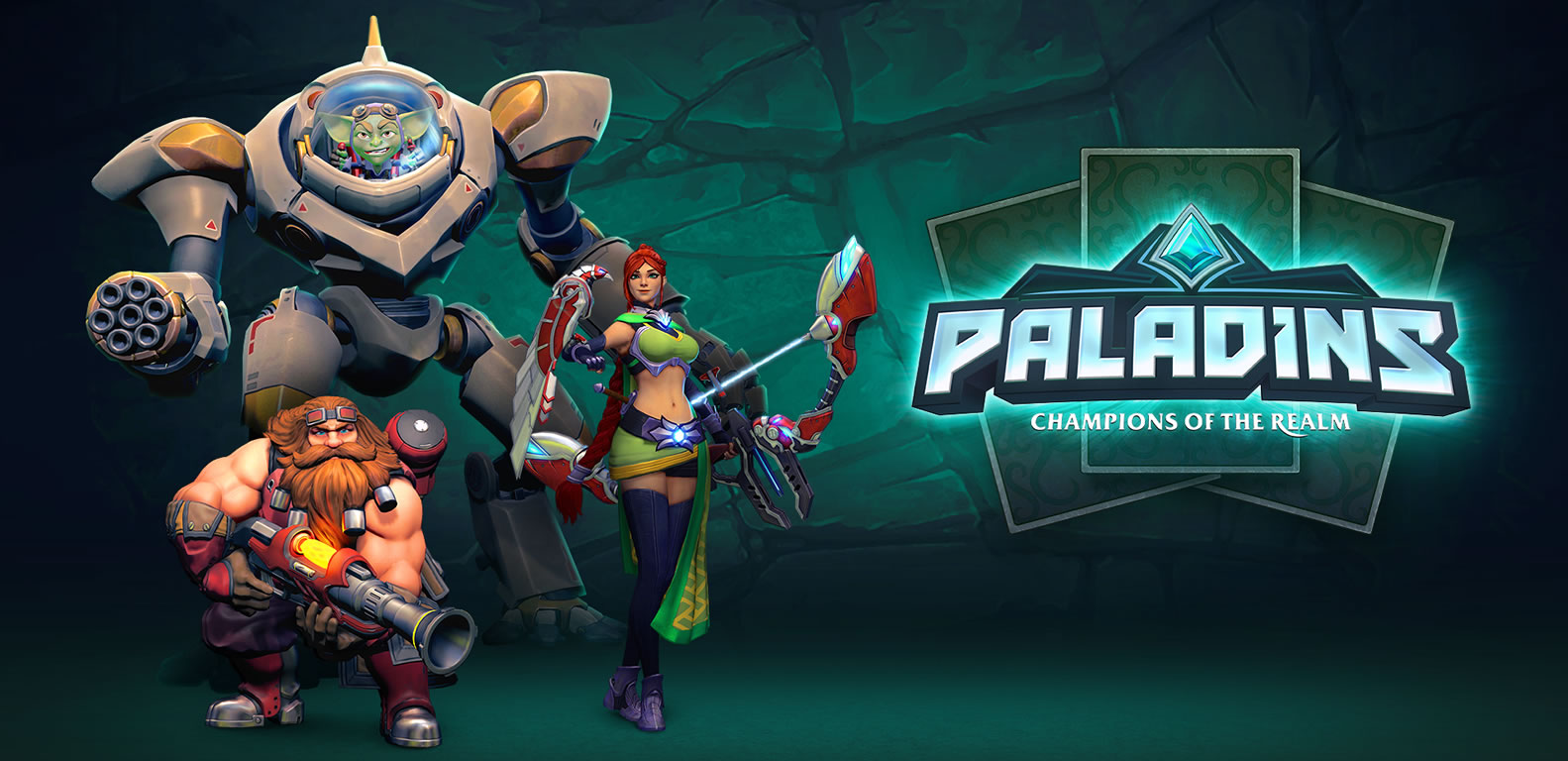 Paladins Closed Beta Key Giveaway