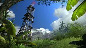 Far Cry 3 Radio Towers