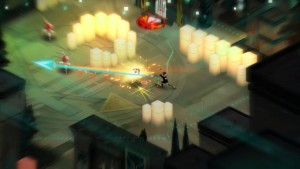 Transistor Battle