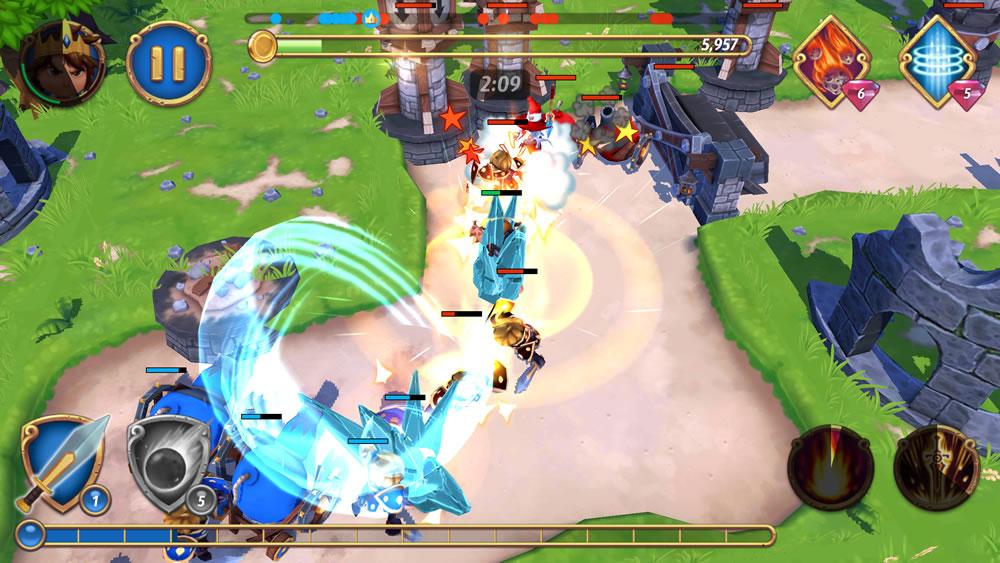 Royal Revolt 2 Attack