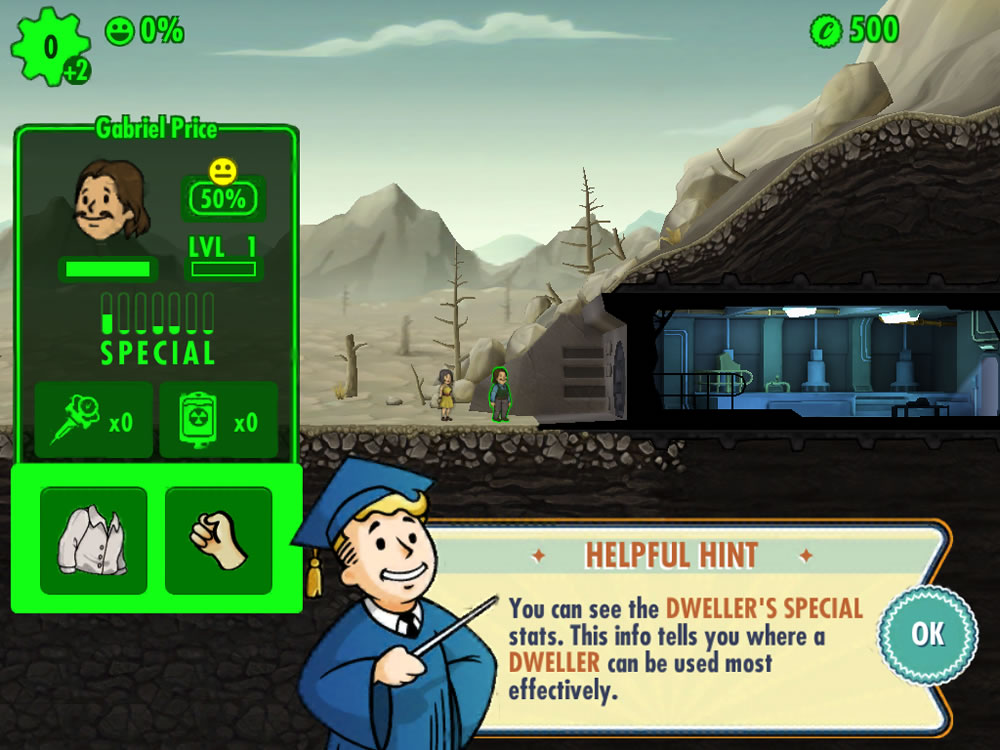 Fallout Shelter Tutorial