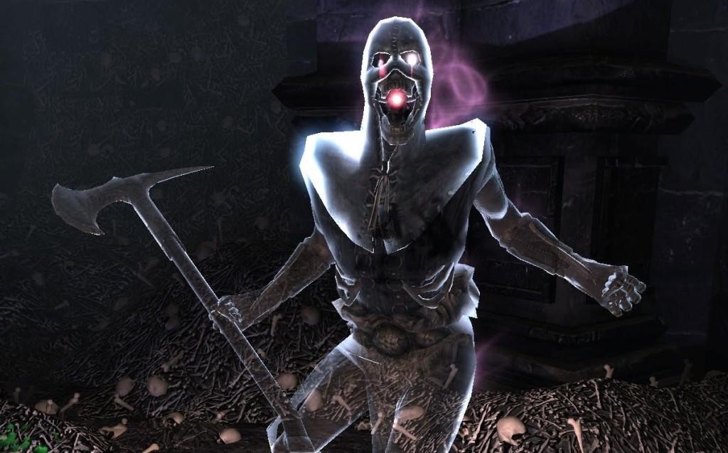 Skyrim Secrets The Reaper