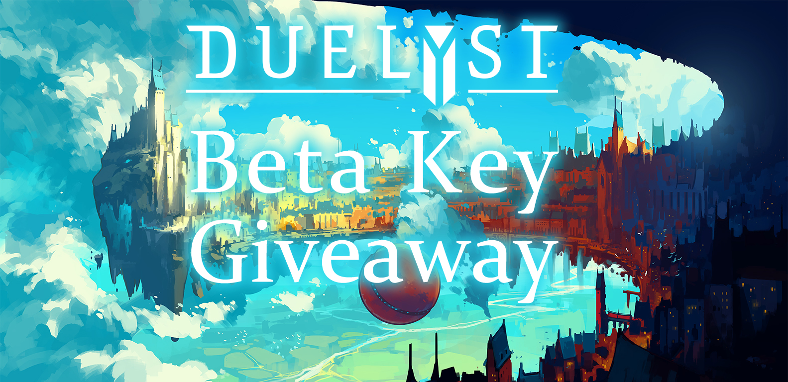 Duelyst Beta Key Giveaway