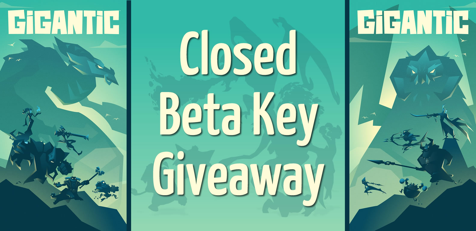 Gigantic Closed Beta Key Giveaway