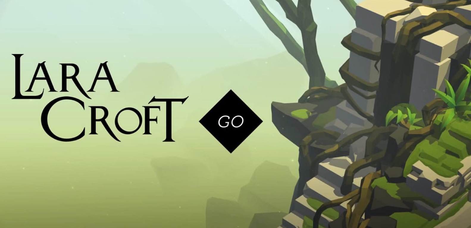 Lara Croft GO Gameplay and Review