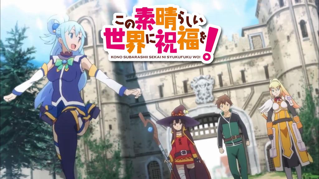 Kono Subarashii Sekai Ni Shukufuku Wo Review