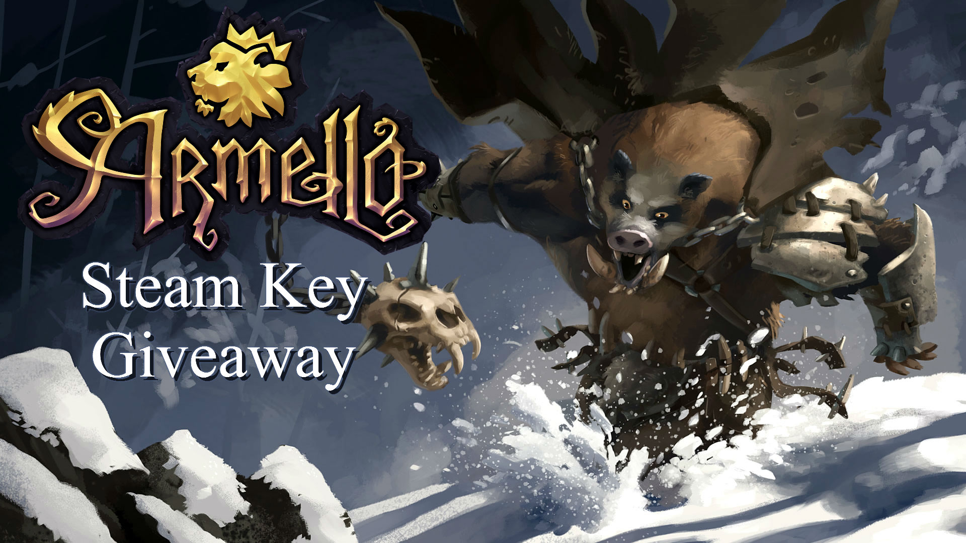 Armello Steam Key Giveaway