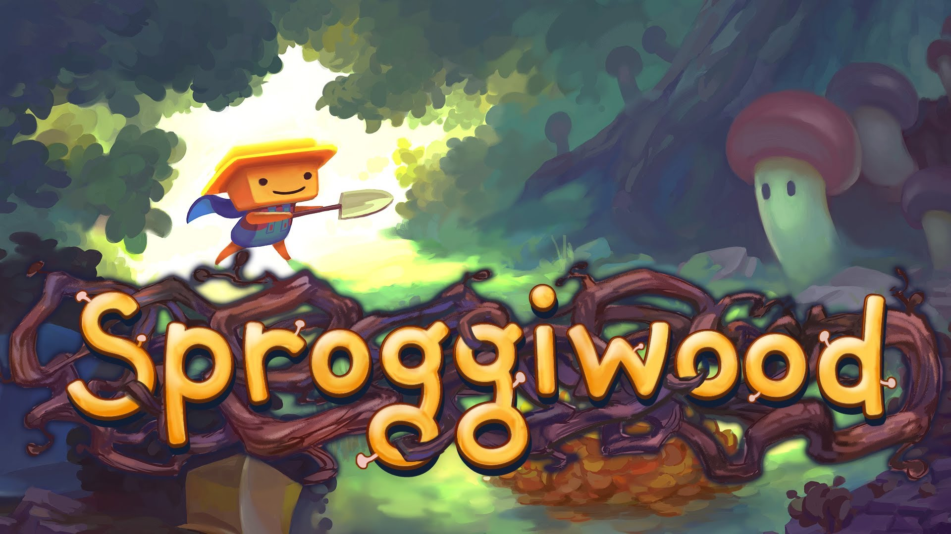 Sproggiwood Gameplay and Review