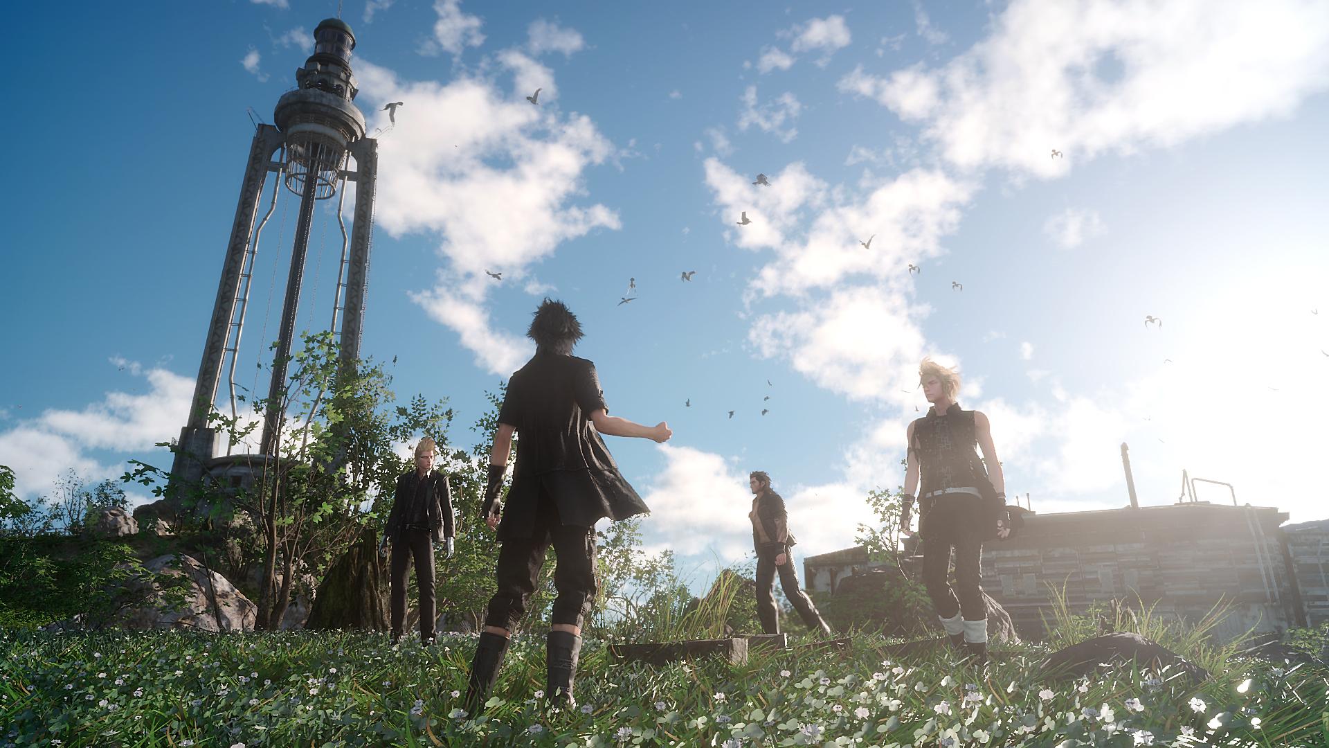 Final Fantasy XV Story