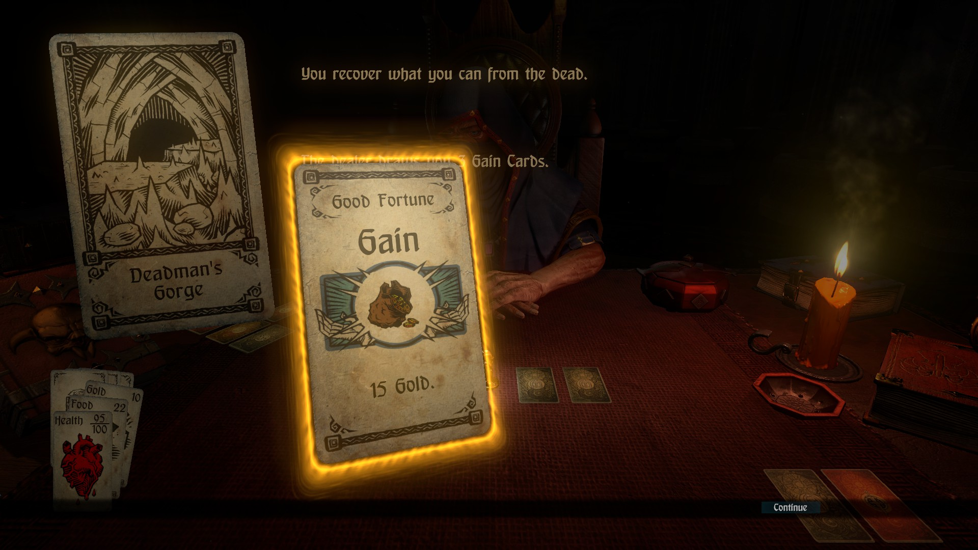 Hand of Fate Currencies