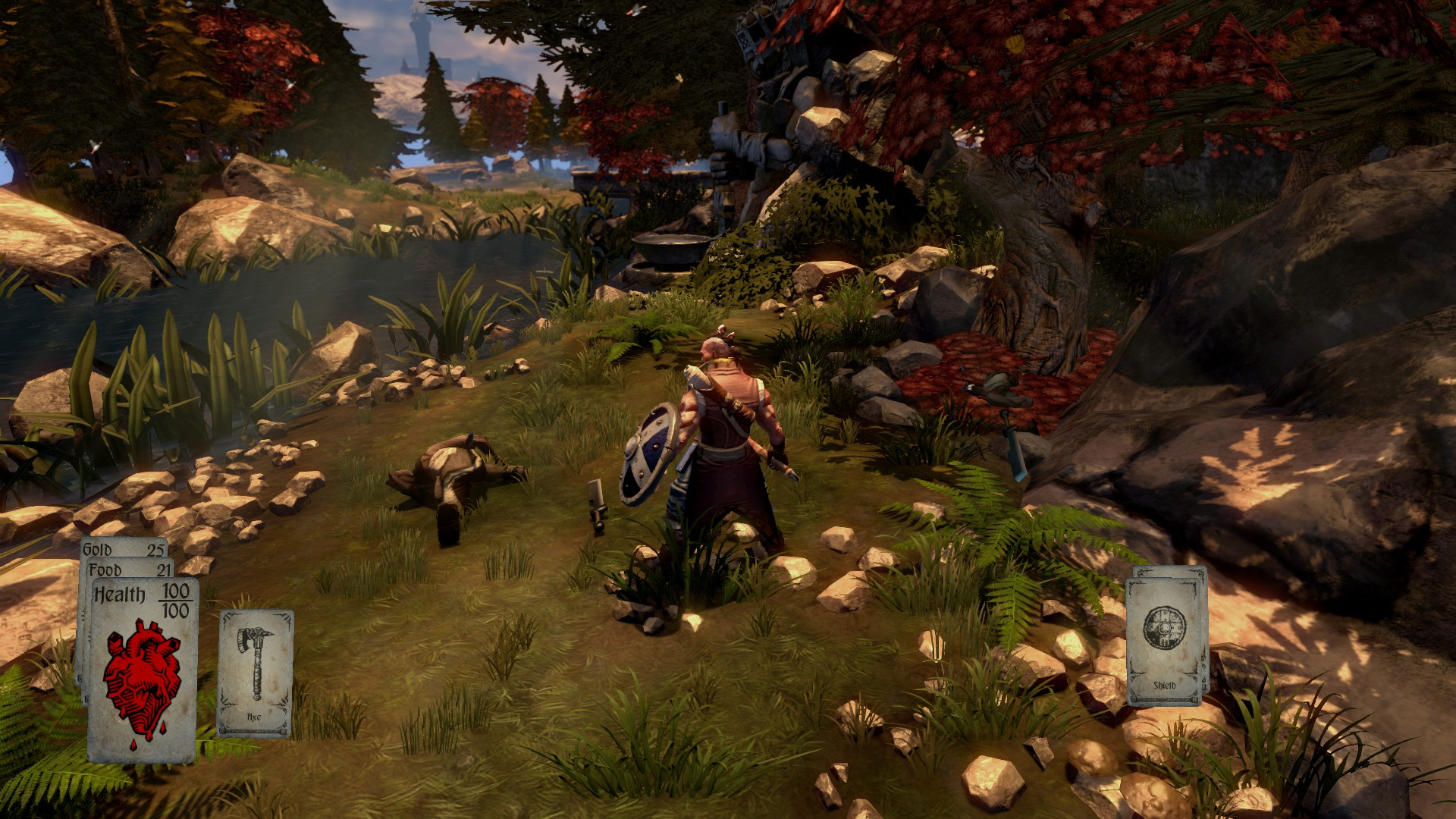 Hand of Fate Graphics