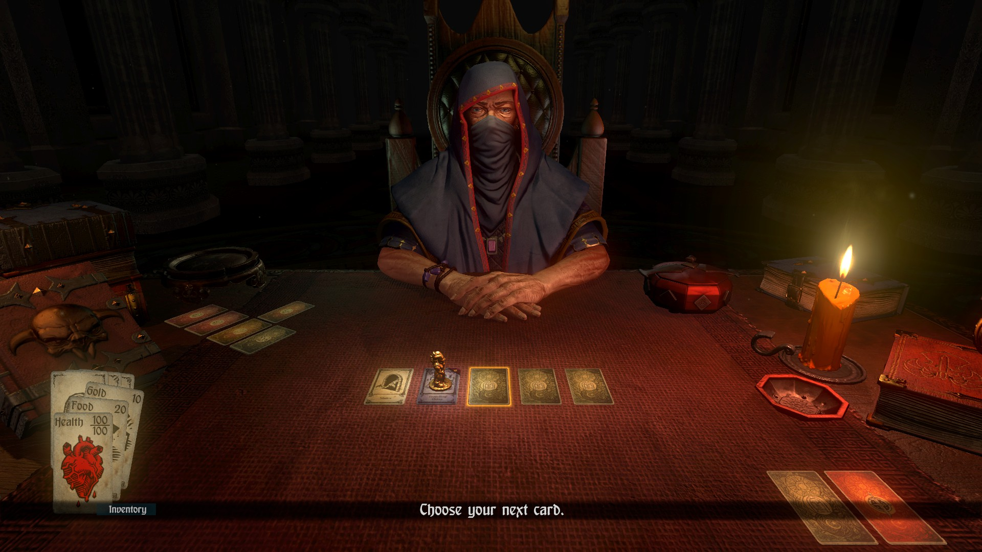 Hand of Fate Deckmaster