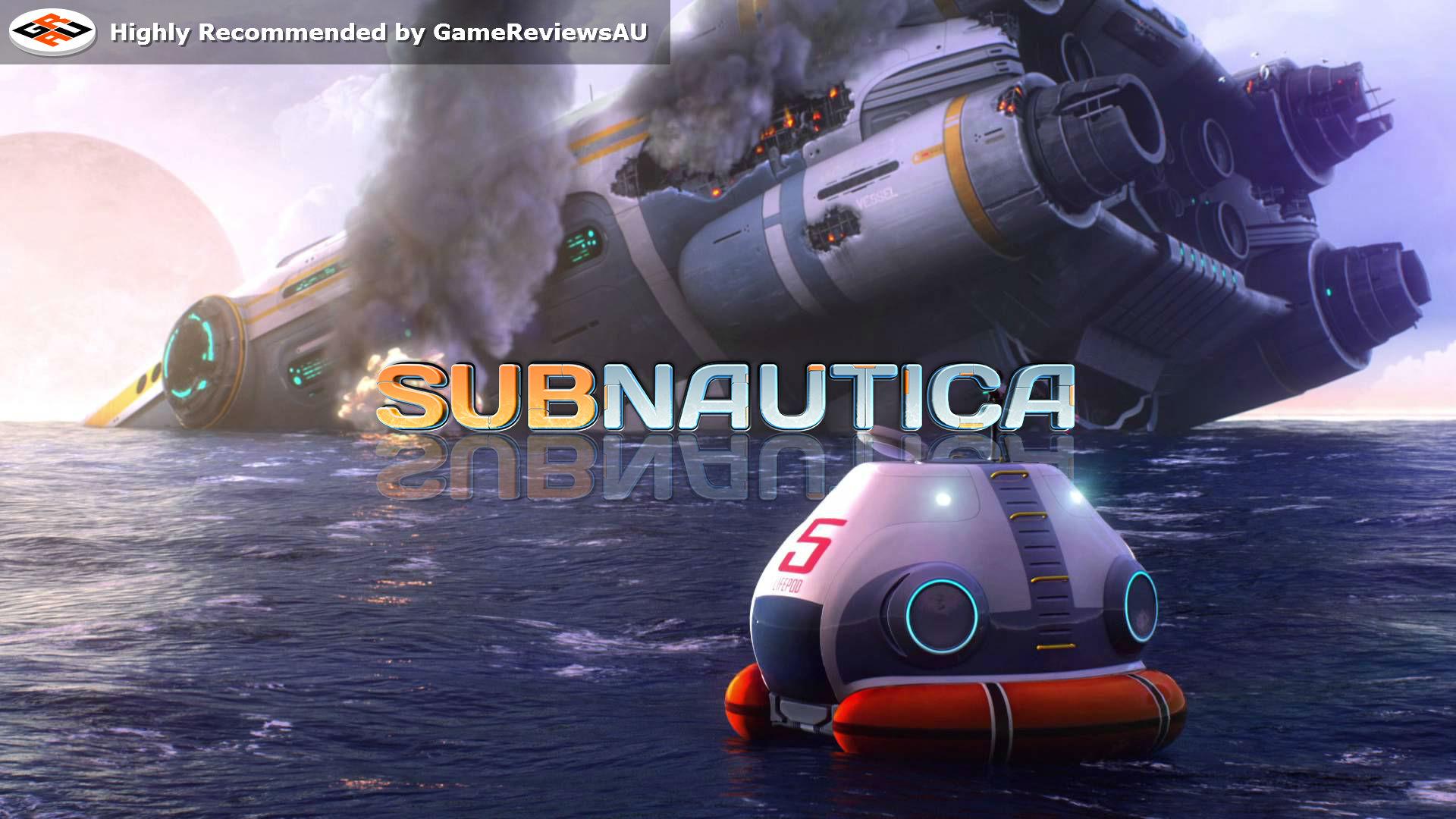 Subnautica Preview