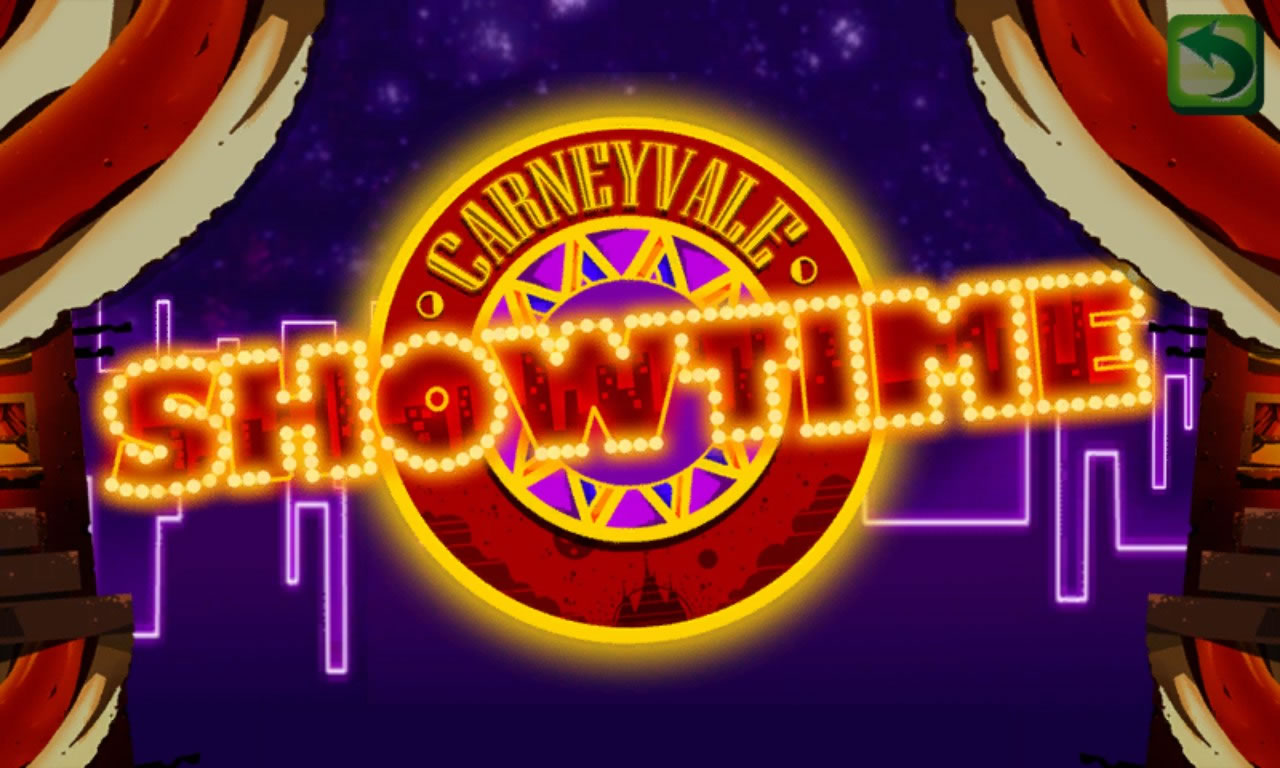 CarneyVale Showtime Review