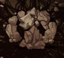 The Greedy Cave Stone Golem