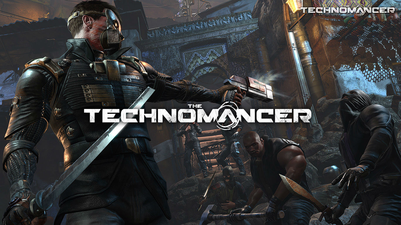 The Technomancer Gameplay and Review