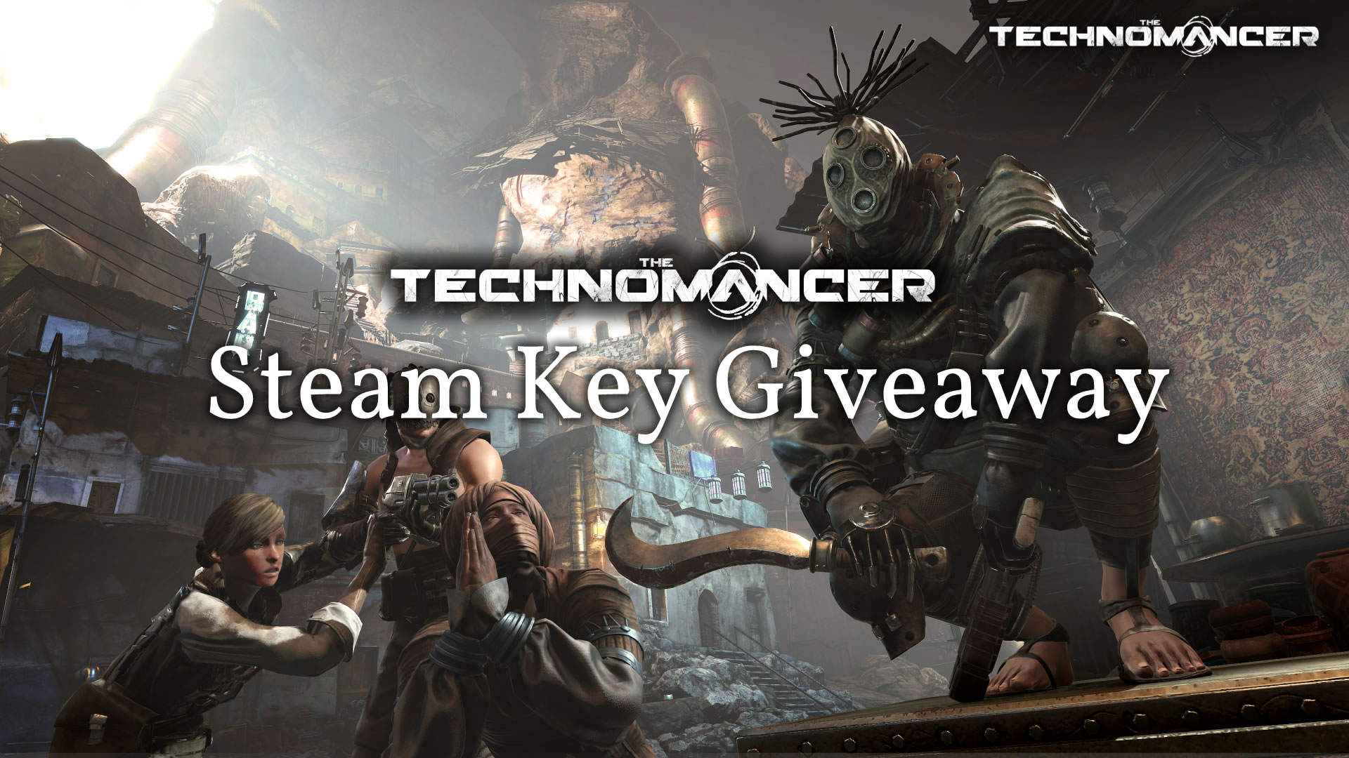The Technomancer Steam Key Giveaway