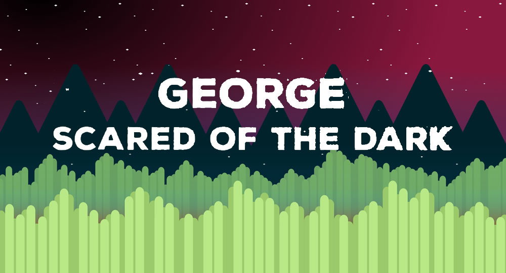 George Scared of the Dark Review