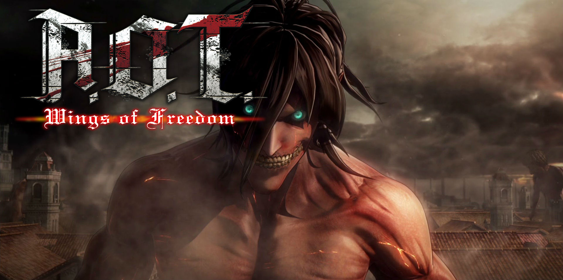 Attack on Titan Wings of Freedom Gameplay and Review