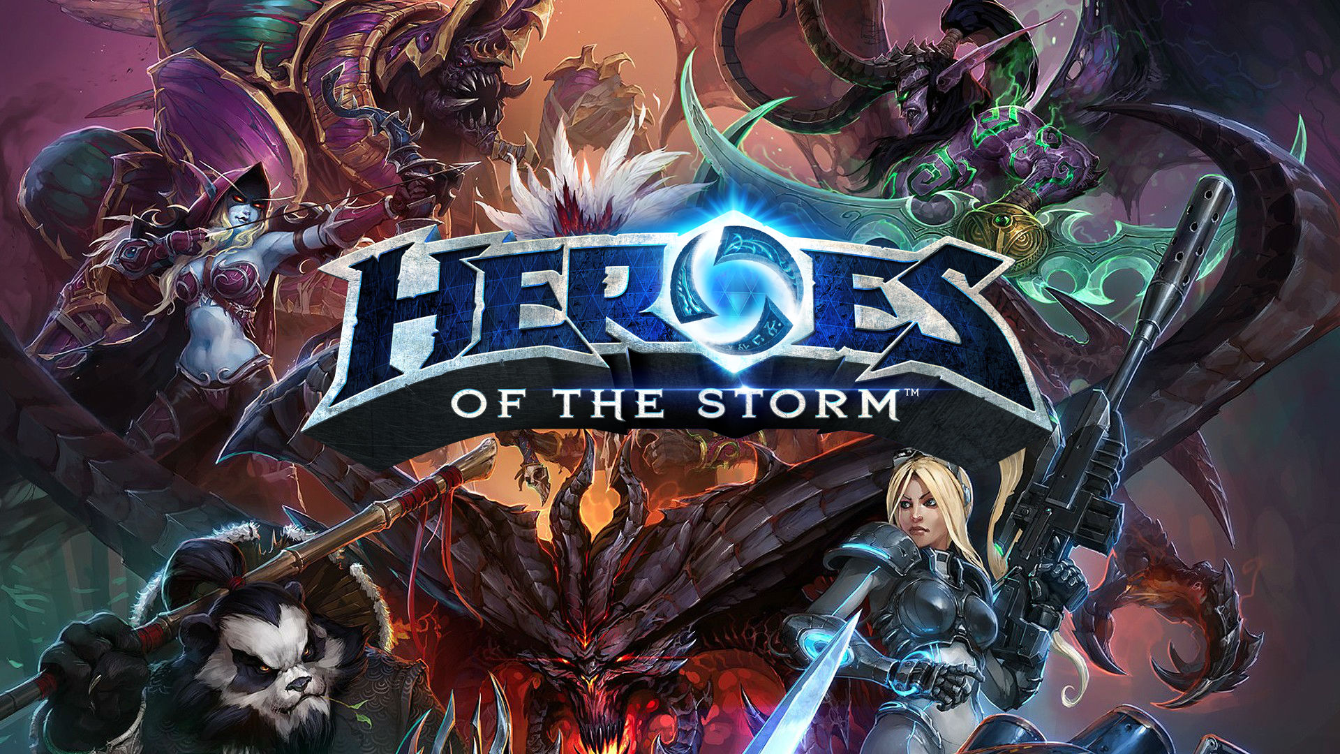 Heroes of the Storm Machines of War Release
