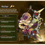 Arcane Dragons Archer
