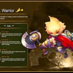 Arcane Dragons Warrior