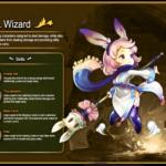 Arcane Dragons Wizard