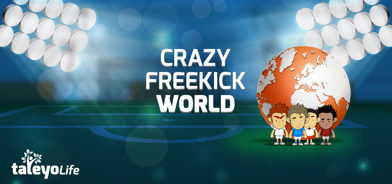 Crazy Freekick World Preview