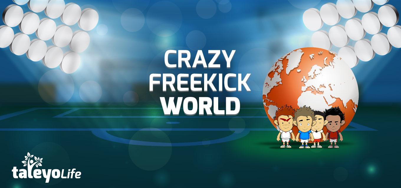 Crazy Freekick World Preview
