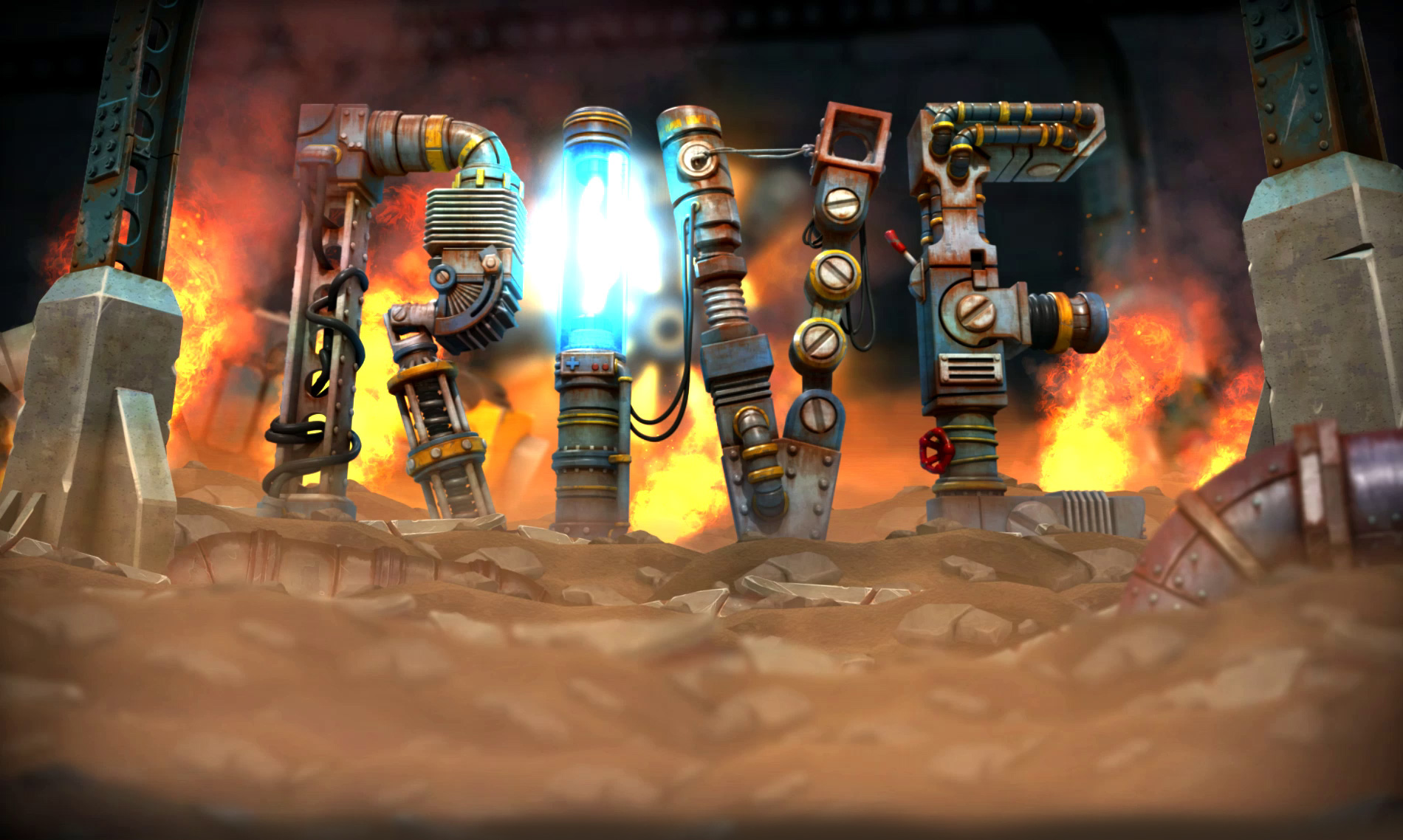 RIVE - Wreck! Hack! Die! Retry! Gameplay and Review
