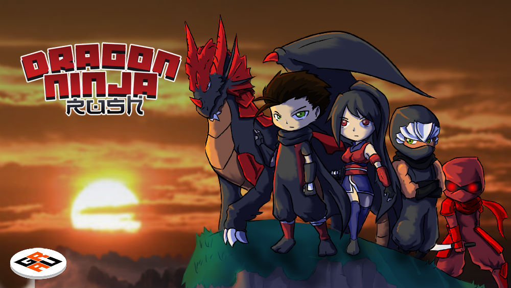 Dragon Ninja Rush Gameplay and Review
