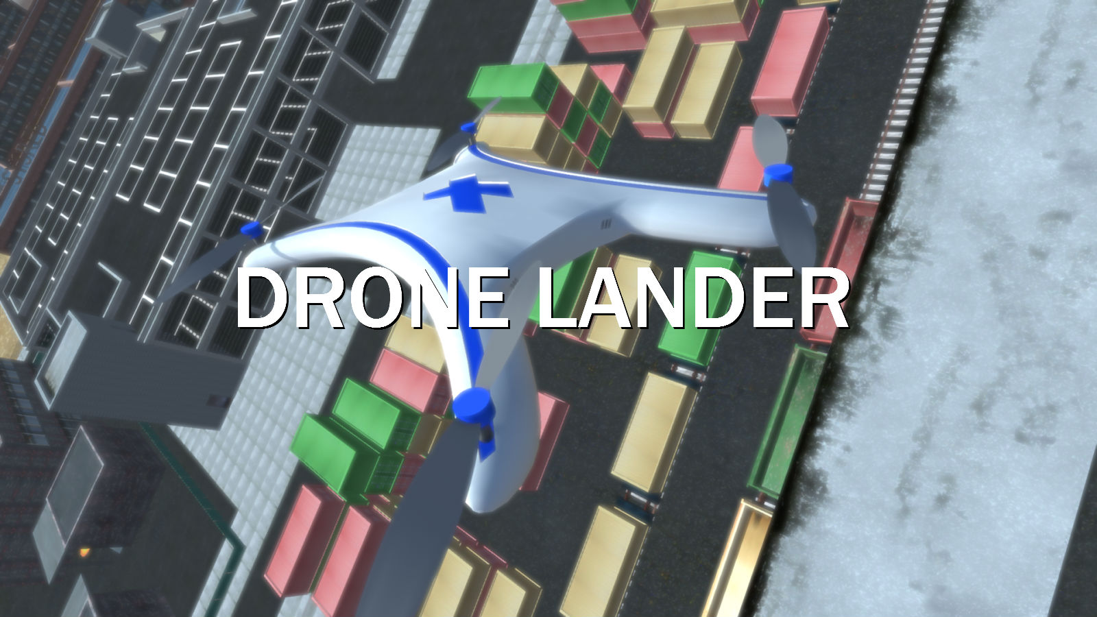 Drone Lander Review