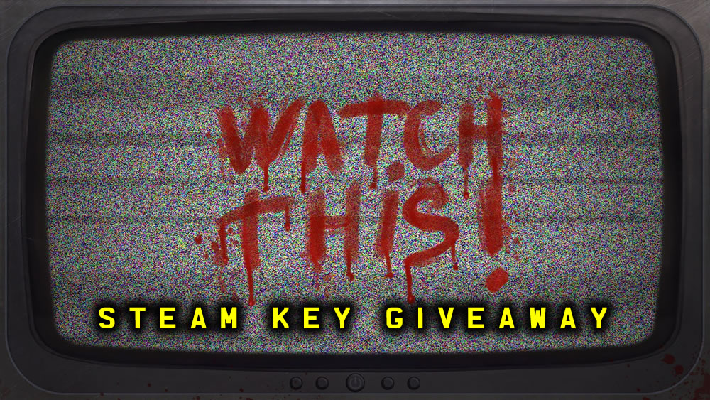 Watch This Steam Key Giveaway