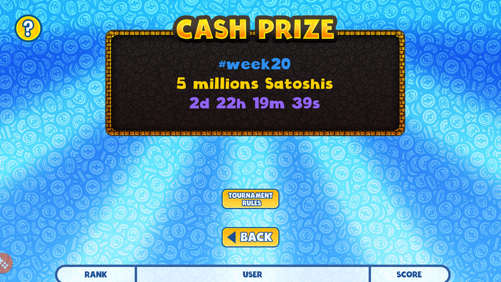 Bitcoin Bandit Tournament
