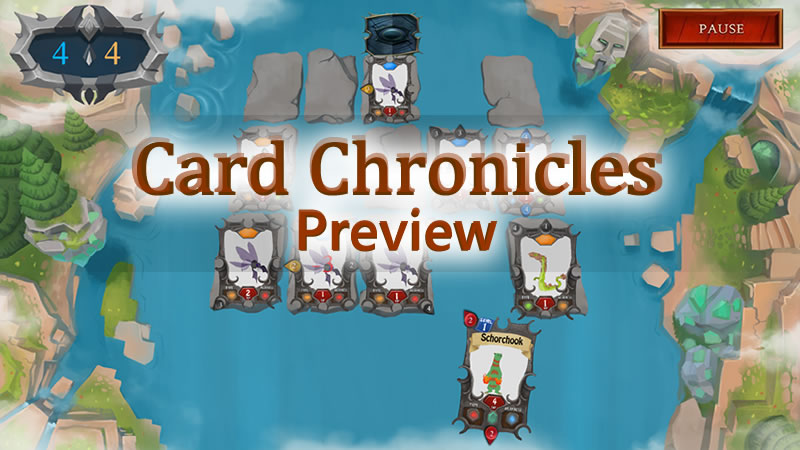 Card Chronicles Preview