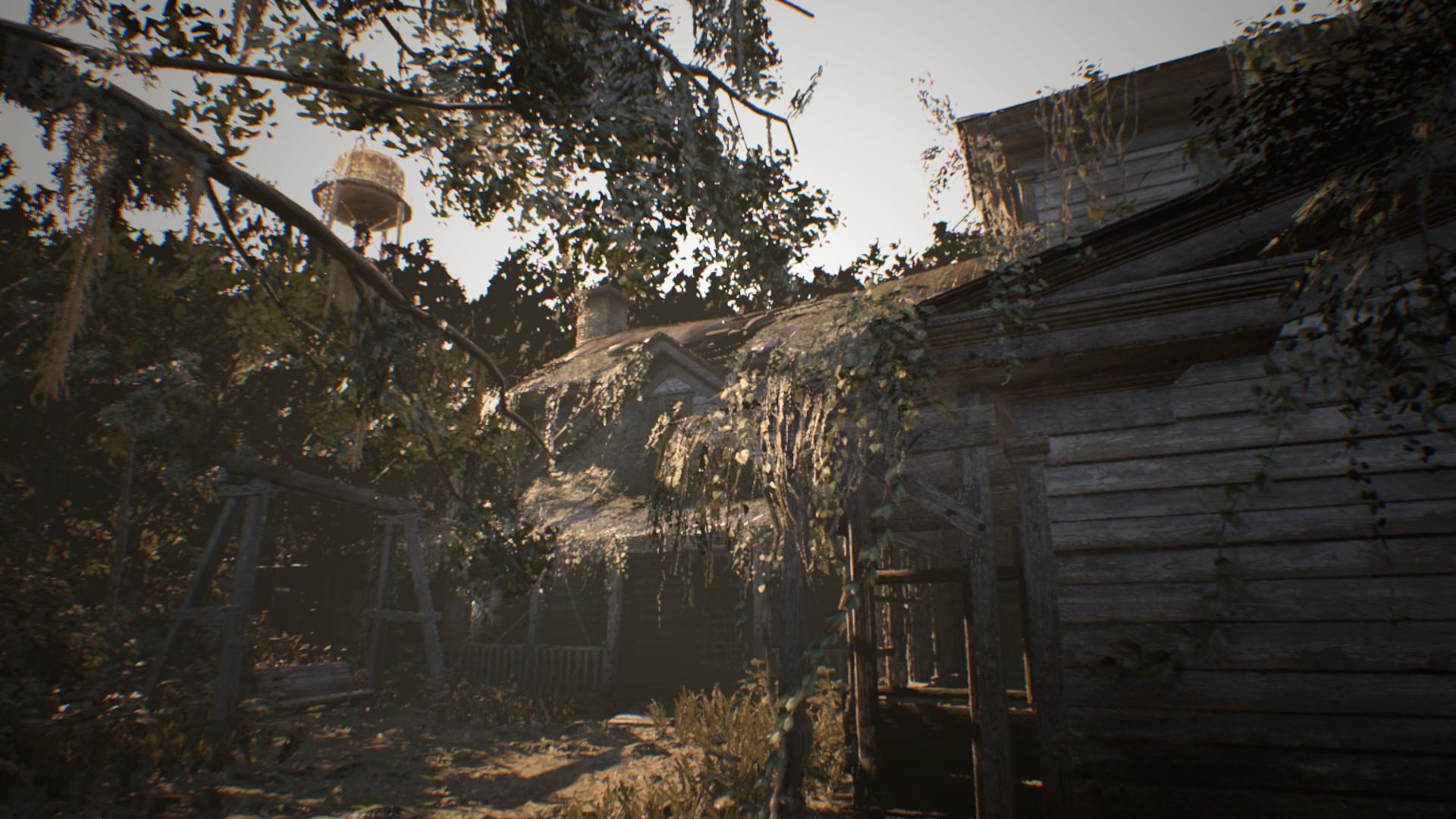 Resident Evil 7: Biohazard House