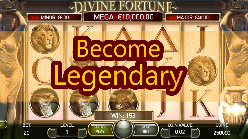 Divine Fortune Review