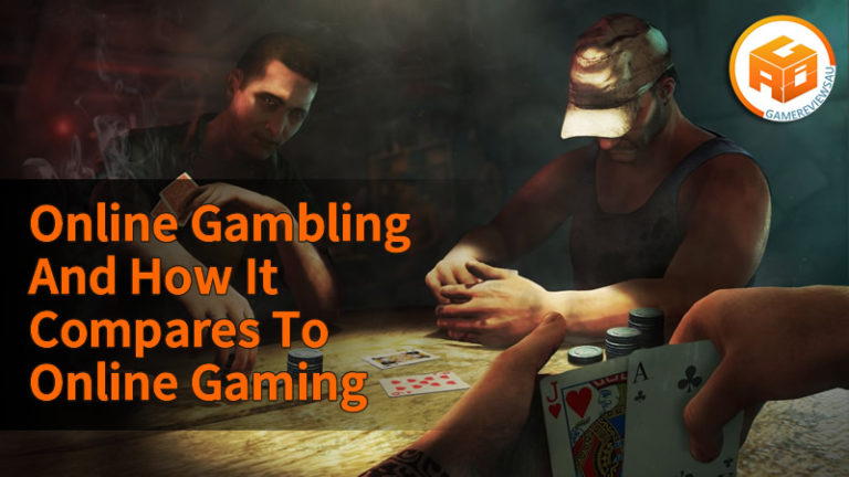 Online gambling and how it compares to online gaming