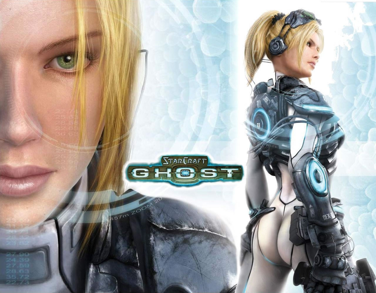 StarCraft Ghost Five Promising Games That Were Cancelled