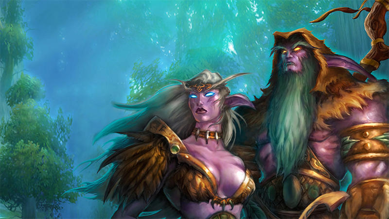Online Gambling and How it Compares to Online Gaming - World of Warcraft