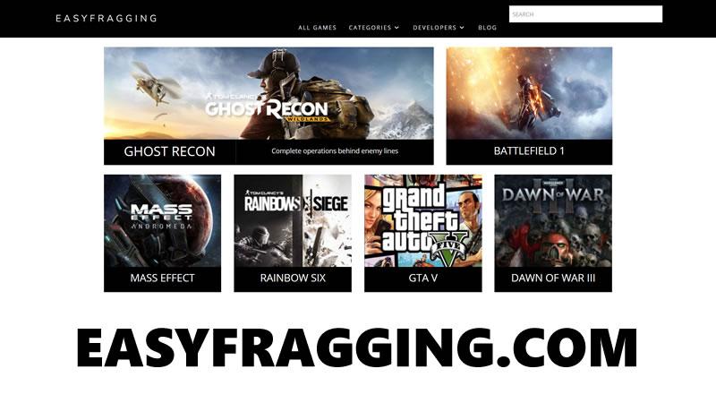 easyfragging.com Buy Cd Keys Online For PC