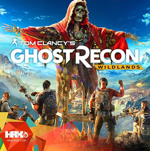 Tom Clancys Ghost Recon Wildlands CD Game Key
