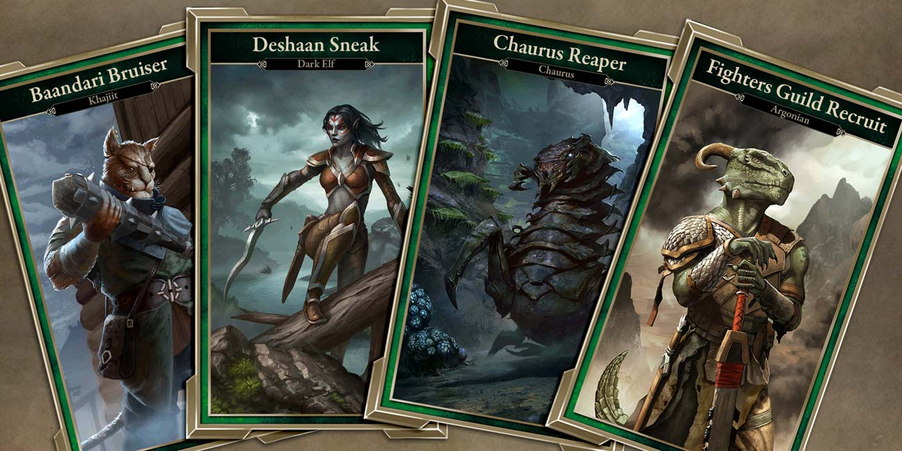 The Elder Scrolls Legends Free Cards