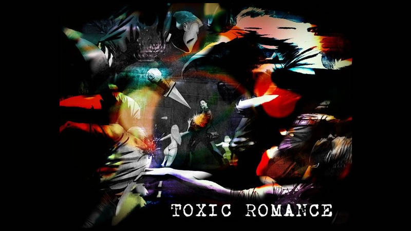 Toxic Romance Comic Book Review