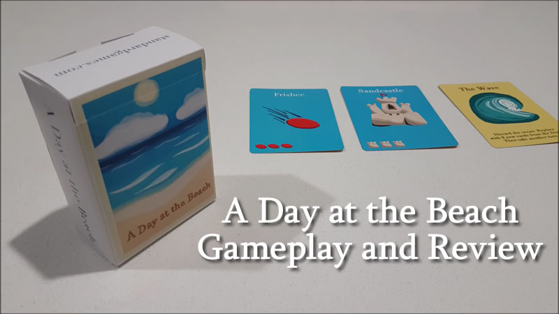 A Day At The Beach Gameplay and Review