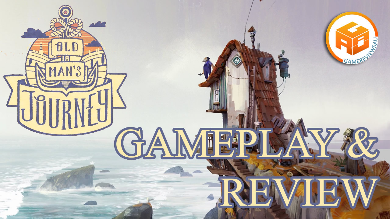 Old Mans Journey Gameplay and Review