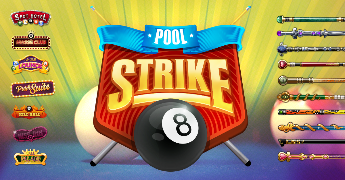 Pool Strike Preview