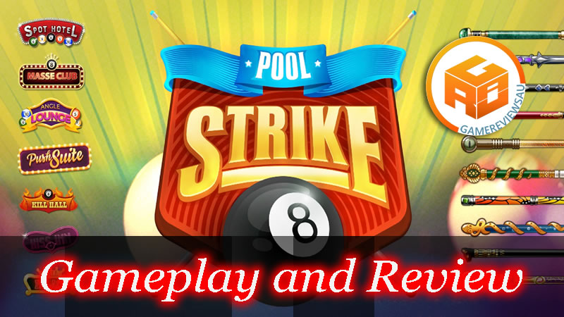 Pool Strike Gameplay and Review